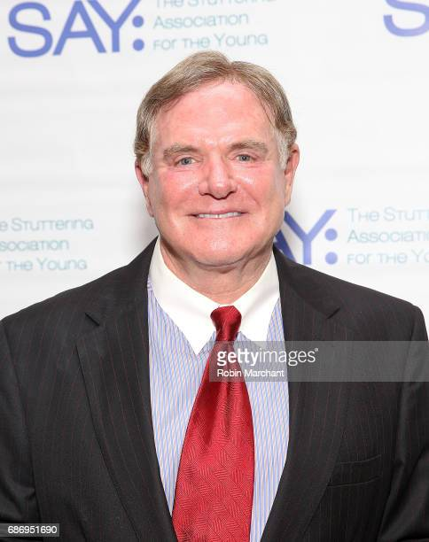 Joe Moglia attends The Stuttering Association For The Young 15th Anniversary Gala at NYU Skirball Center on May 22 2017 in New York City