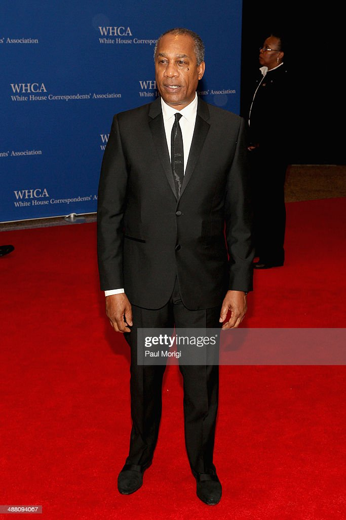 <a gi-track='captionPersonalityLinkClicked' href=/galleries/search?phrase=Joe+Morton&family=editorial&specificpeople=243160 ng-click='$event.stopPropagation()'>Joe Morton</a> attends the 100th Annual White House Correspondents' Association Dinner at the Washington Hilton on May 3, 2014 in Washington, DC.
