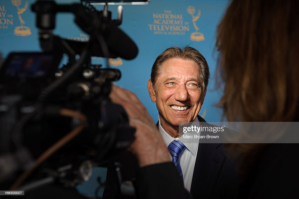 <a gi-track='captionPersonalityLinkClicked' href=/galleries/search?phrase=Joe+Namath&family=editorial&specificpeople=91230 ng-click='$event.stopPropagation()'>Joe Namath</a> attends the 34th Annual Sports Emmy Awards at Frederick P. Rose Hall, Jazz at Lincoln Center on May 7, 2013 in New York City.