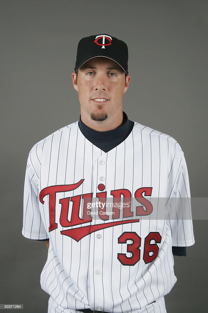 <a gi-track='captionPersonalityLinkClicked' href=/galleries/search?phrase=Joe+Nathan&family=editorial&specificpeople=215405 ng-click='$event.stopPropagation()'>Joe Nathan</a> of the Minnesota Twins poses for a portrait during photo day at Hammond Stadium on February 28, 2005 in Ft. Myers, Florida.