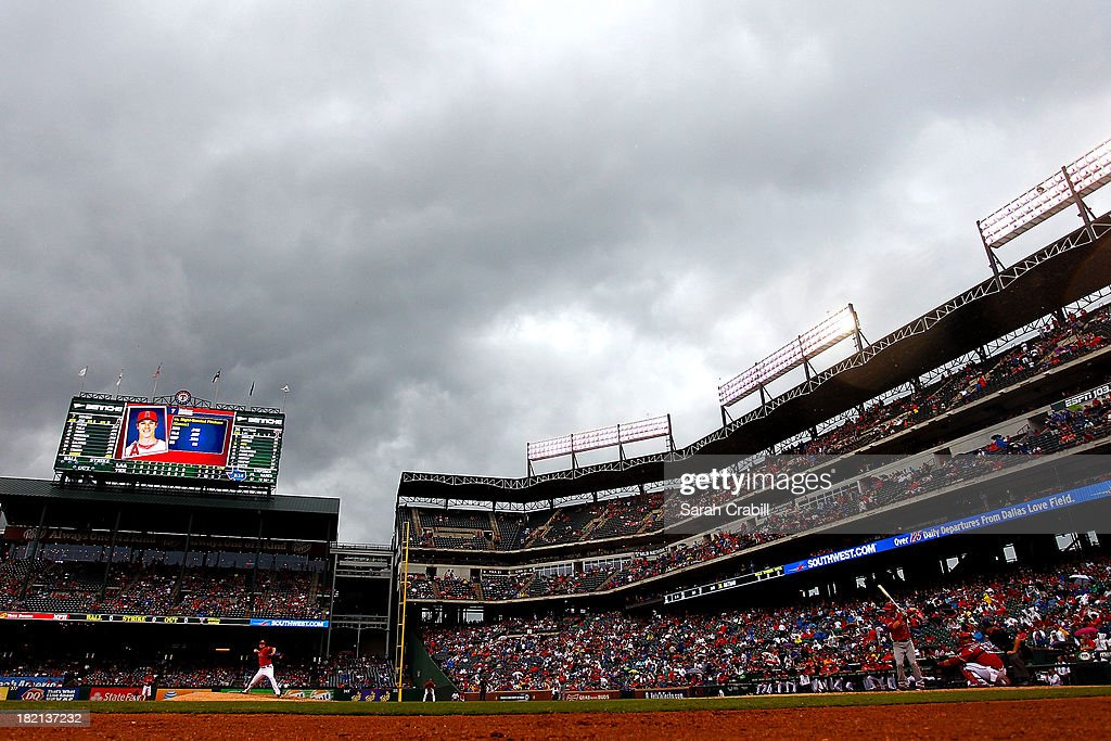 <a gi-track='captionPersonalityLinkClicked' href=/galleries/search?phrase=Joe+Nathan&family=editorial&specificpeople=215405 ng-click='$event.stopPropagation()'>Joe Nathan</a> #36 of the Texas Rangers pitches during a game against the Los Angeles Angels of Anaheim at Rangers Ballpark in Arlington on September 28, 2013 in Arlington, Texas. The Texas Rangers defeated the Los Angeles Angels of Anaheim 7-4.