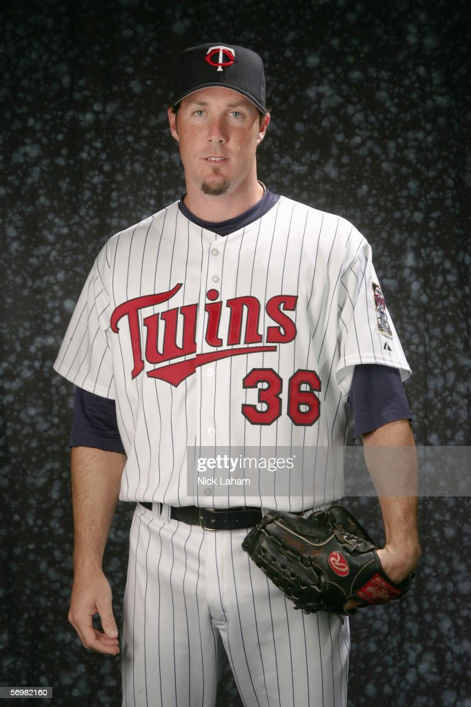 <a gi-track='captionPersonalityLinkClicked' href=/galleries/search?phrase=Joe+Nathan&family=editorial&specificpeople=215405 ng-click='$event.stopPropagation()'>Joe Nathan</a> #36 of the Twins poses for a portrait during the Minnesota Twins Photo Day at the Lee County Sports complex on February 27, 2006 in Fort Myers, Florida.