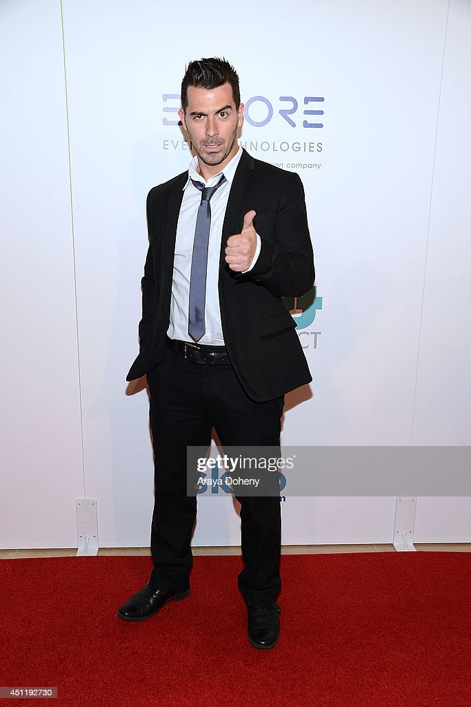 Joe Nation attends the 5th Annual Thirst Gala hosted by Jennifer Garner in partnership with Skyo and Relativity's 'Earth To Echo' at The Beverly Hilton Hotel on June 24, 2014 in Beverly Hills, California.
