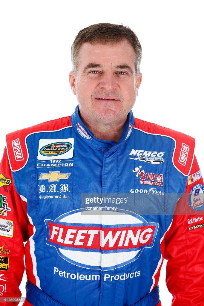 2017 NASCAR - Portraits
