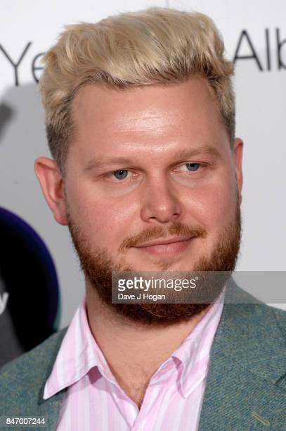 Joe Newman of altJ arrives at the Hyundai Mercury Prize 2017 at Eventim Apollo on September 14 2017 in London England