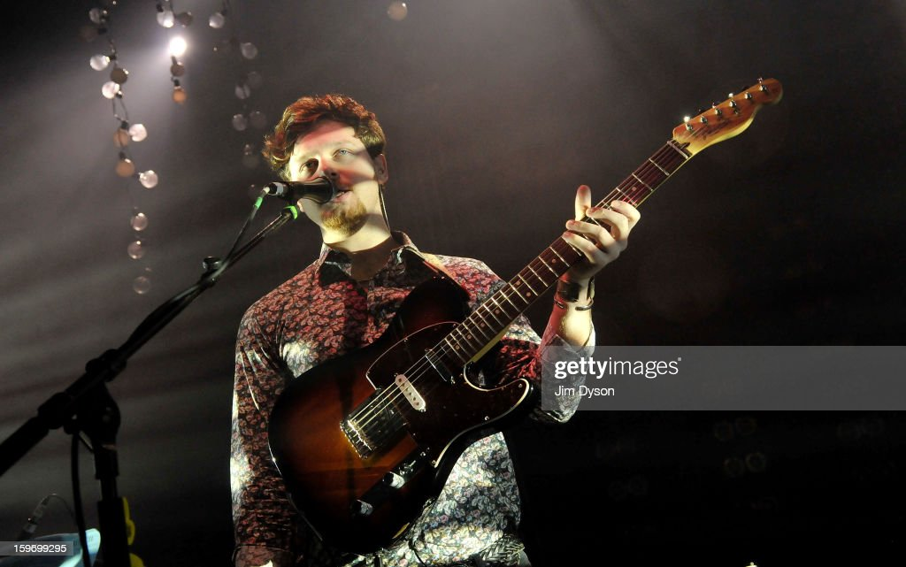 <a gi-track='captionPersonalityLinkClicked' href=/galleries/search?phrase=Joe+Newman+-+Musiker&family=editorial&specificpeople=14328483 ng-click='$event.stopPropagation()'>Joe Newman</a> of Alt-J performs live on stage at Shepherds Bush Empire on January 18, 2013 in London, England.