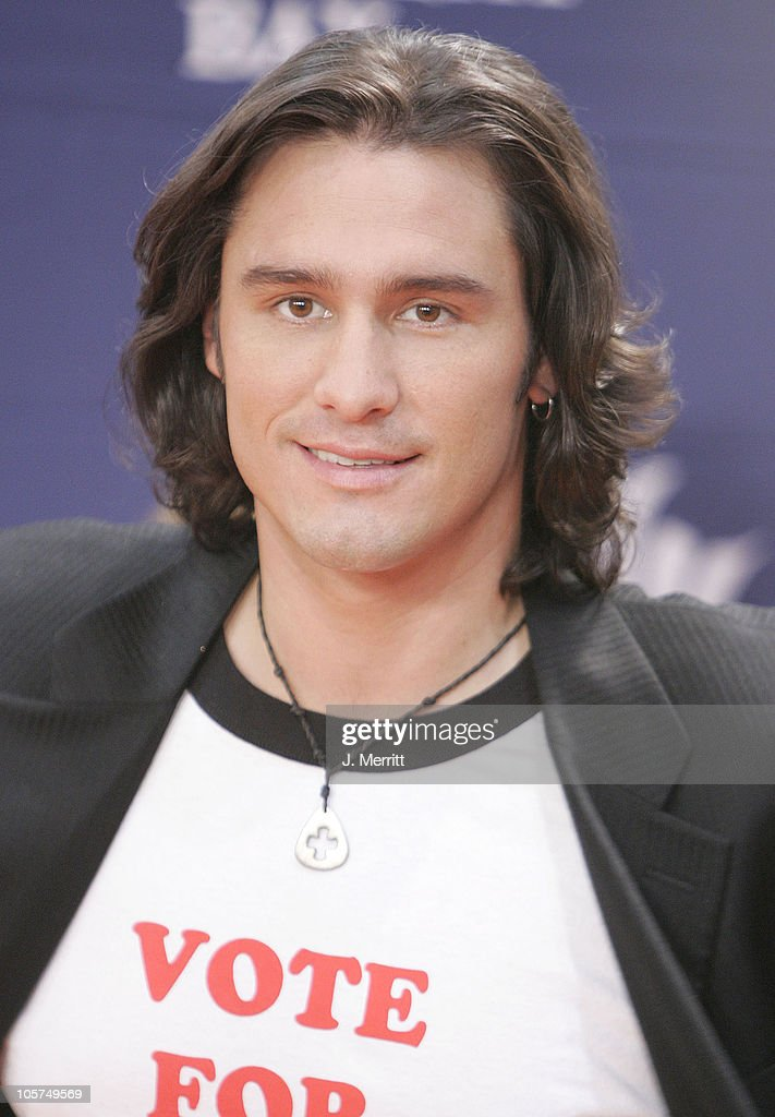 Joe Nichols during 40th Annual Academy of Country Music Awards - Orange Carpet at Mandalay Bay Resort & Casino in Las Vegas, Nevada, United States.