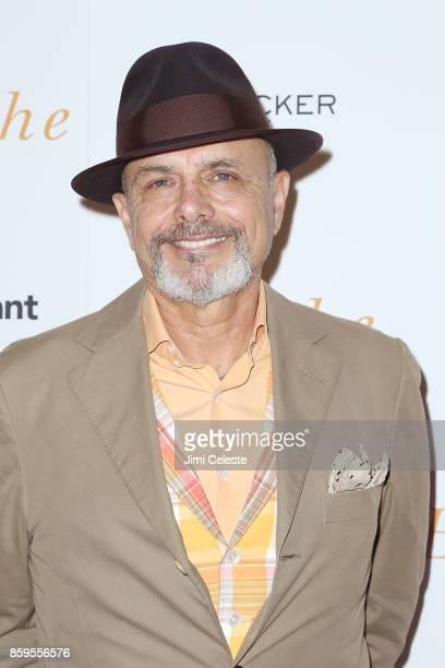 Joe Pantoliano attends the New York screening of 'Breathe' at AMC Loews Lincoln Square 13 on October 9 2017 in New York City