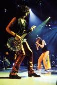 Joe Perry and Steven Tyler of Aerosmith
