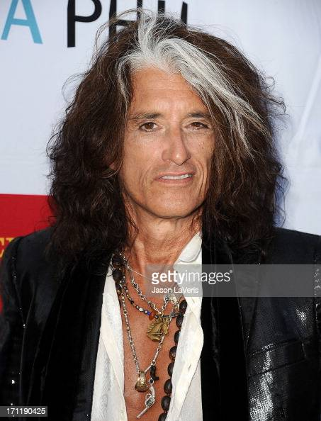 Joe Perry of Aerosmith attends the Hollywood Bowl opening night celebration at The Hollywood Bowl on June 22 2013 in Los Angeles California