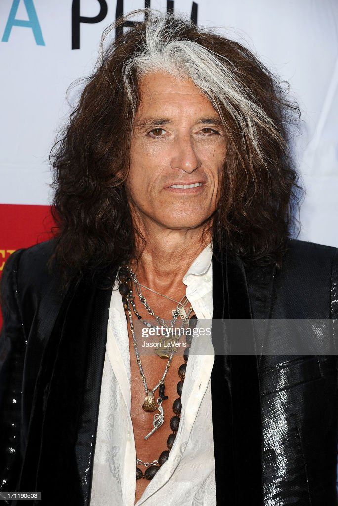 Joe Perry of Aerosmith attends the Hollywood Bowl opening night celebration at The Hollywood Bowl on June 22, 2013 in Los Angeles, California.