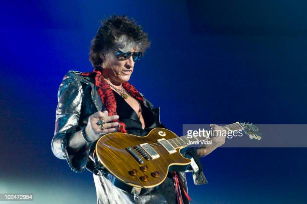 Joe Perry Stock Photos and Pictures