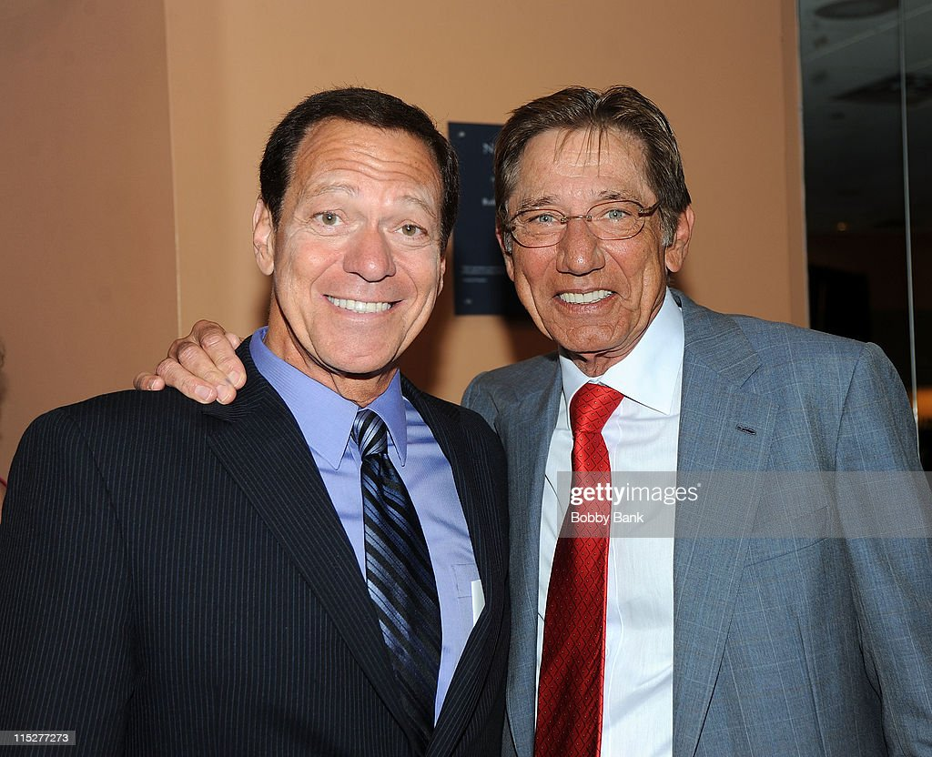 <a gi-track='captionPersonalityLinkClicked' href=/galleries/search?phrase=Joe+Piscopo&family=editorial&specificpeople=228495 ng-click='$event.stopPropagation()'>Joe Piscopo</a> and <a gi-track='captionPersonalityLinkClicked' href=/galleries/search?phrase=Joe+Namath&family=editorial&specificpeople=91230 ng-click='$event.stopPropagation()'>Joe Namath</a> attends the 2011 New Jersey Hall of Fame Induction Ceremony at the New Jersey Performing Arts Center on June 5, 2011 in Newark, New Jersey.
