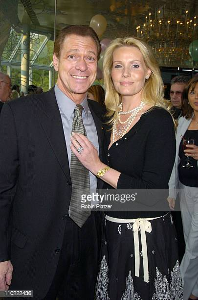 Joe Piscopo and wife Kimberly Driscoll during The 6th Annual Cooleys Anemia Foundations 'Springtime in New York' Gala at The Tavern on The Green in...