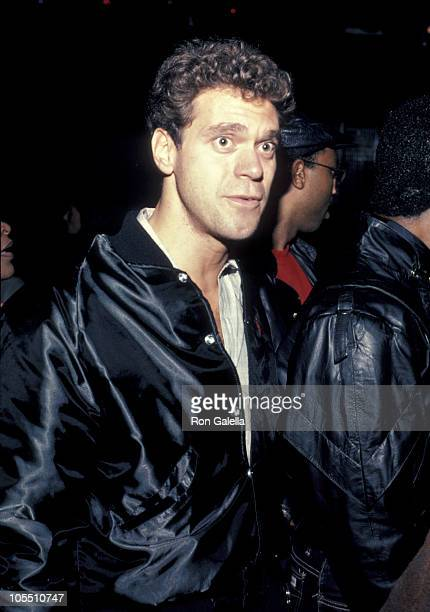 Joe Piscopo during Joe Piscopo at the Red Parrot Club October 18 1983 at Red Parrot Club in New York City New York United States