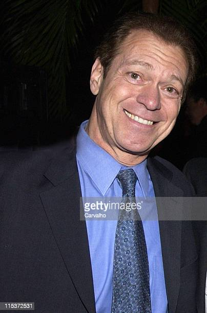 Joe Piscopo during 'Raging Bull' 25th Anniversary and Collector's Edition DVD Release Celebration After Party at Cipriani's in New York City New York...