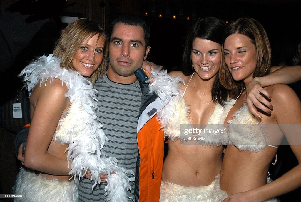 <a gi-track='captionPersonalityLinkClicked' href=/galleries/search?phrase=Joe+Rogan&family=editorial&specificpeople=206681 ng-click='$event.stopPropagation()'>Joe Rogan</a> during Cartoon Network Maxim Magazine Party at Whiskey Rocks at the St Regis in Aspen, CO, United States.
