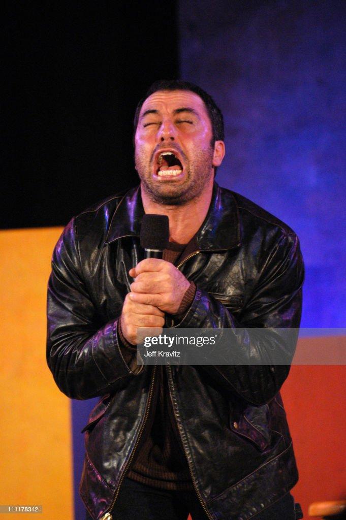 Joe Rogan during The 10th Annual U.S. Comedy Arts Festival - Day One at St. Regis Hotel in Aspen, Colorado, United States.