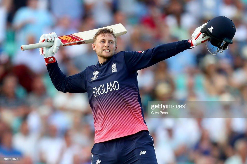 England v Bangladesh - ICC Champions Trophy