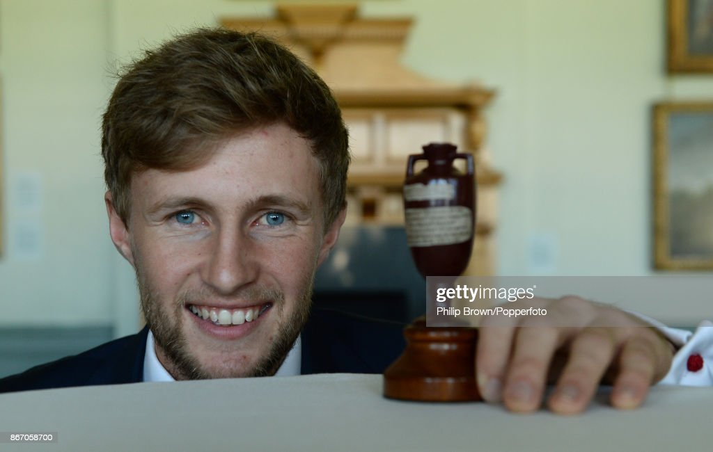 England Ashes Pre-Departure Press Conference - Lord's