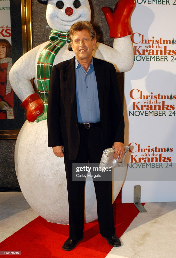 Joe Roth, director during 'Christmas with the Kranks' New York Premiere at Radio City Music Hall in New York City, New York, United States.