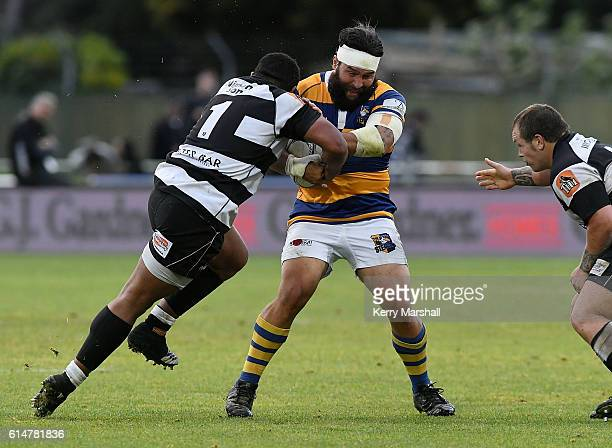 Joe Royal of Bay of Plenty in action during the round nine Mitre 10 Cup match between Hawke's Bay and Bay of Plenty on October 15 2016 in Napier New...