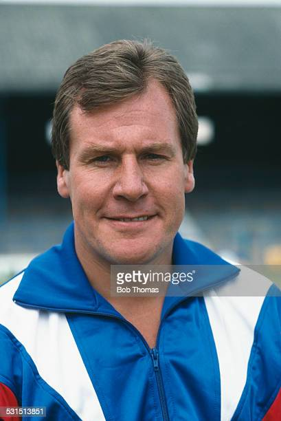Joe Royle manager of Oldham Athletic AFC circa 1992