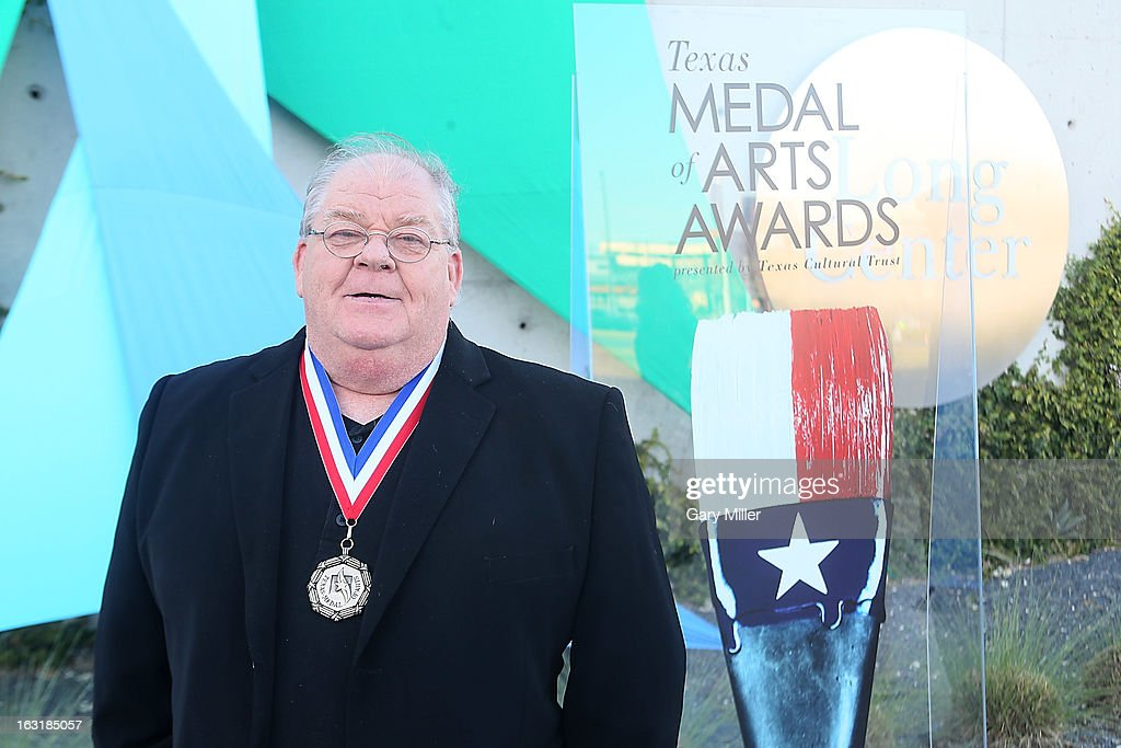Joe Sears walks the red carpet before the Texas Medal of Arts Awards show at The Long Center on March 5, 2013 in Austin, Texas.