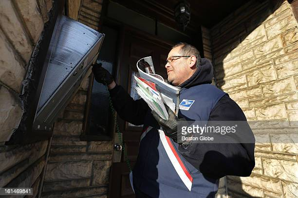Joe Seelig of Weymouth delivering mail on his route in South Boston Seelig says the change has its 'good points and its bad points' The good will be...