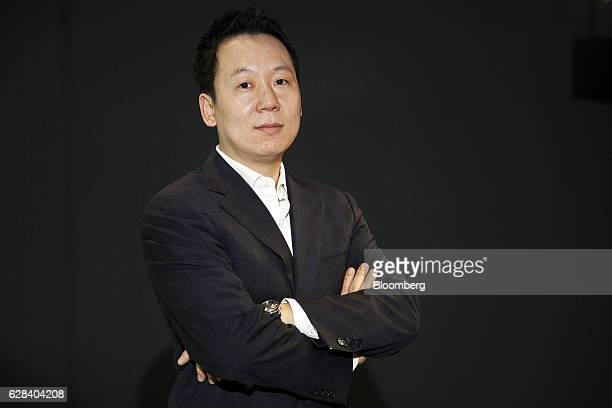 Joe Seunghyun Cho founder of Marvelstone Group poses for a photograph at the company's office in Singapore on Wednesday Nov 30 2016 Tax benefits...