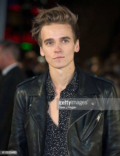 Joe Sugg attends the 'Laid In America' World Premiere at Cineworld 02 Arena on September 26 2016 in London England