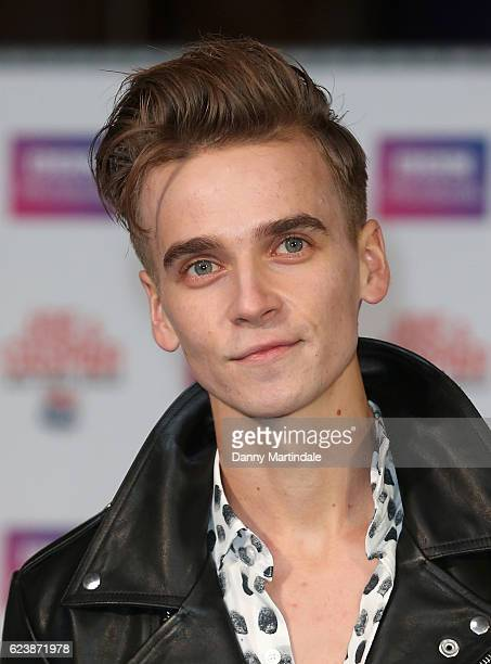 Joe Suggs attends the UK Premiere of 'Joe Casper Hit The Road USA' at Cineworld Leicester Square on November 17 2016 in London England
