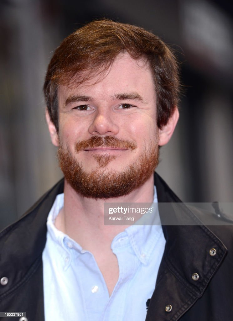 Joe Swanberg attends a screening of 'Drinking Buddies' during the 57th BFI London Film Festival at the Odeon West End on October 18, 2013 in London, England.