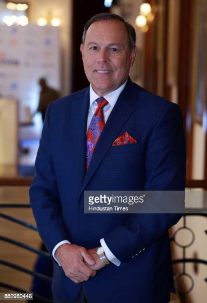 Joe Terzi CEO and President of San Diego during CEO mission event organized by Visit California on November 17 2017 in New Delhi India In a bid to...