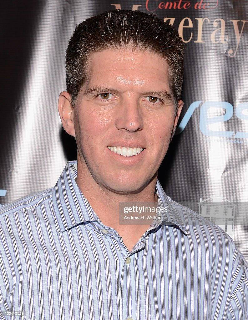 Joe Unitas attends the 6th Annual Moves Magazine Super Bowl Party at Metropolitan Nightclub on January 30, 2013 in New Orleans, Louisiana.