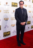Joe Walker poses during red carpet arrivals for the Critic's Choice Awards in Santa Monica California on January 16 2014 AFP PHOTO/Frederic J BROWN