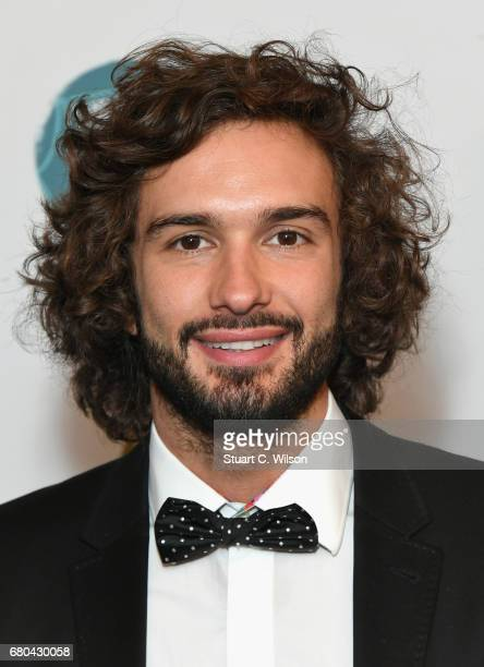 Joe Wicks attends The British Book Awards at the Grosvenor House Hotel on May 8 2017 in London England