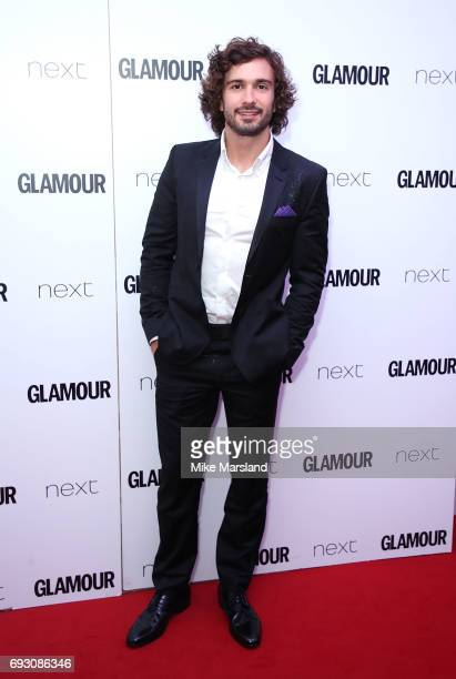 Joe Wicks attends the Glamour Women of The Year awards 2017 at Berkeley Square Gardens on June 6 2017 in London England