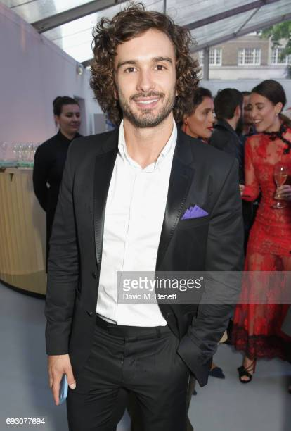 Joe Wicks attends the Glamour Women of The Year Awards 2017 in Berkeley Square Gardens on June 6 2017 in London England
