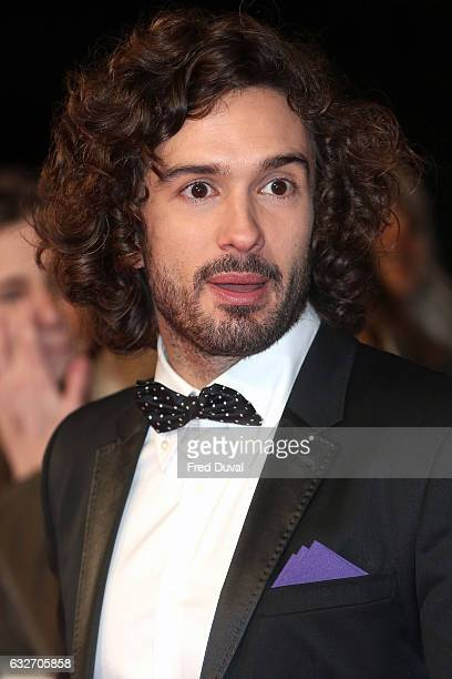 Joe Wicks attends the National Television Awards at The O2 Arena on January 25 2017 in London England