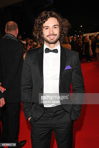 Joe Wicks attends the National Television Awards on January 25 2017 in London United Kingdom