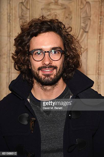 Joe Wicks attends the press night performance of 'Cirque du Soleil Amaluna' on January 12 2017 in London United Kingdom
