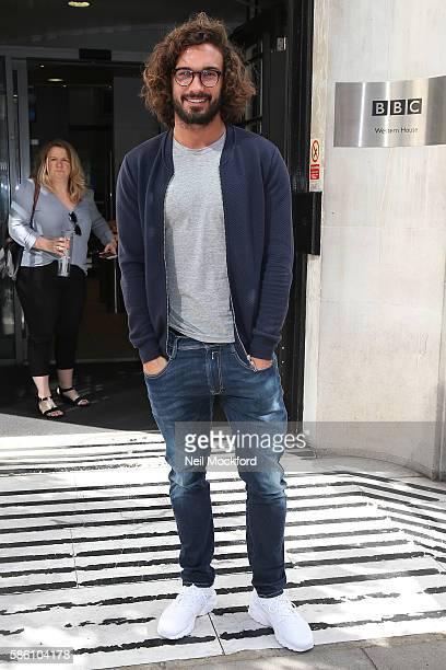 Joe Wicks seen at BBC Radio 2 on August 5 2016 in London England