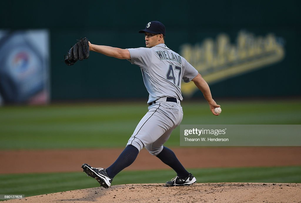 Image result for joe wieland mariners