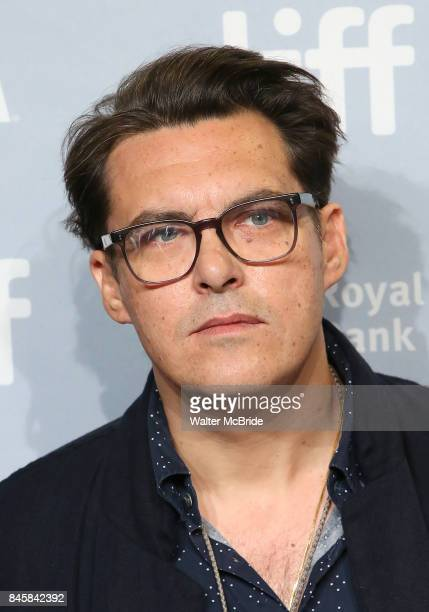 Joe Wright attends the 'Darkest Hour' photo call during 2017 Toronto International Film Festival at TIFF Bell Lightbox on September 11 2017 in...