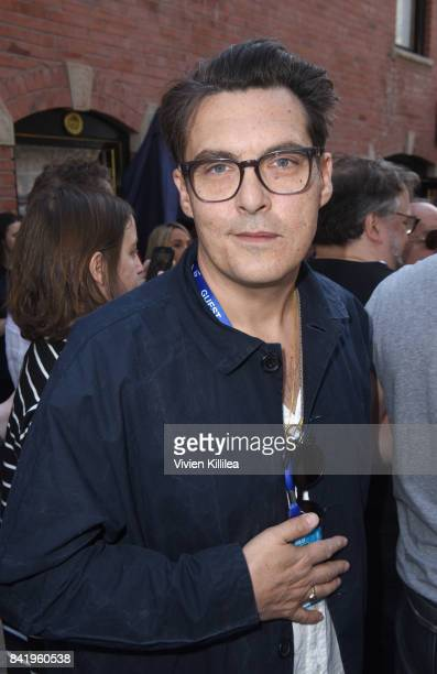 Joe Wright attends the Telluride Film Festival 2017 on September 2 2017 in Telluride Colorado
