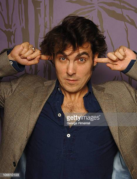 Joe Wright director during 2005 Toronto Film Festival 'Pride and Prejudice' Portraits at HP Portrait Studio in Toronto Canada