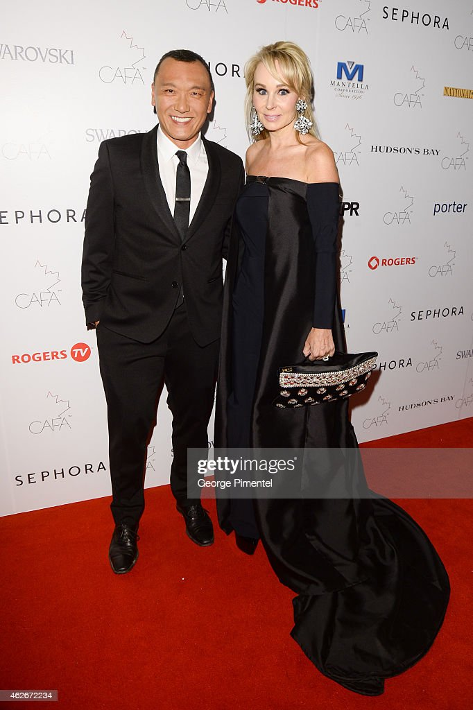Joe zee host second annual canadian arts fashion awards