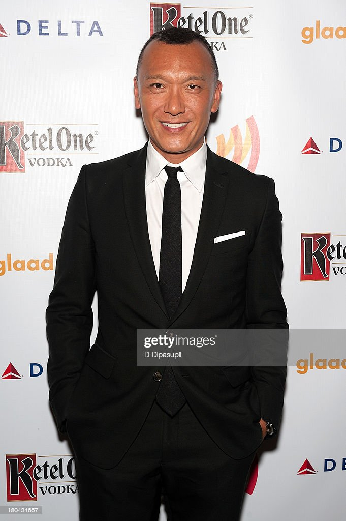 <a gi-track='captionPersonalityLinkClicked' href=/galleries/search?phrase=Joe+Zee&family=editorial&specificpeople=2257766 ng-click='$event.stopPropagation()'>Joe Zee</a> attends the GLAAD Manhattan Summer 2013 Benefit at Gansevoort Park Avenue on September 12, 2013 in New York City.