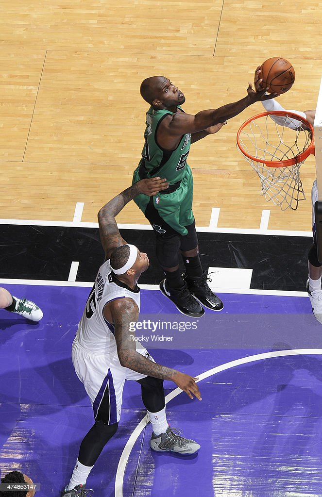 <a gi-track='captionPersonalityLinkClicked' href=/galleries/search?phrase=Joel+Anthony&family=editorial&specificpeople=4092295 ng-click='$event.stopPropagation()'>Joel Anthony</a> #50 of the Boston Celtics rebounds against the Sacramento Kings on February 22, 2014 at Sleep Train Arena in Sacramento, California.